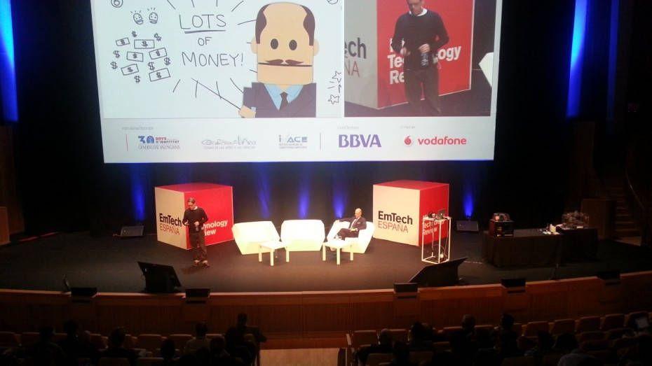 Emtech España 2014